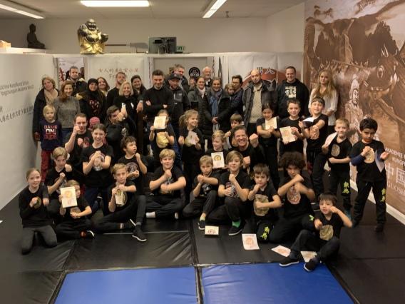 kids kungfu wien23 kungfu für kinder Kurse
