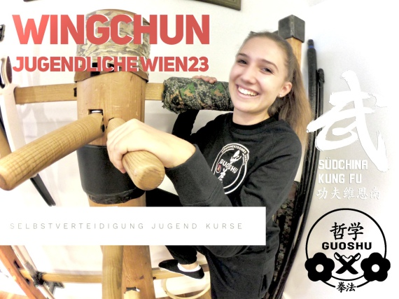 WingChun Kampfkunst Wien23 Sifu Chris
