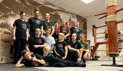 Akademie Wien23 Wingtsun Südchina Kungfu Training