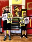 Prüfung Kids Kungfu Kungfuschulewien Wien23