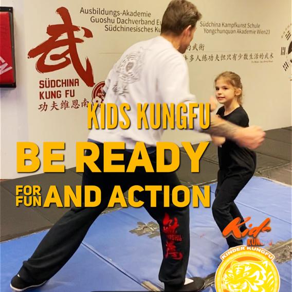 WingChun KungFu Wien23 Kids Kinder Kungfu